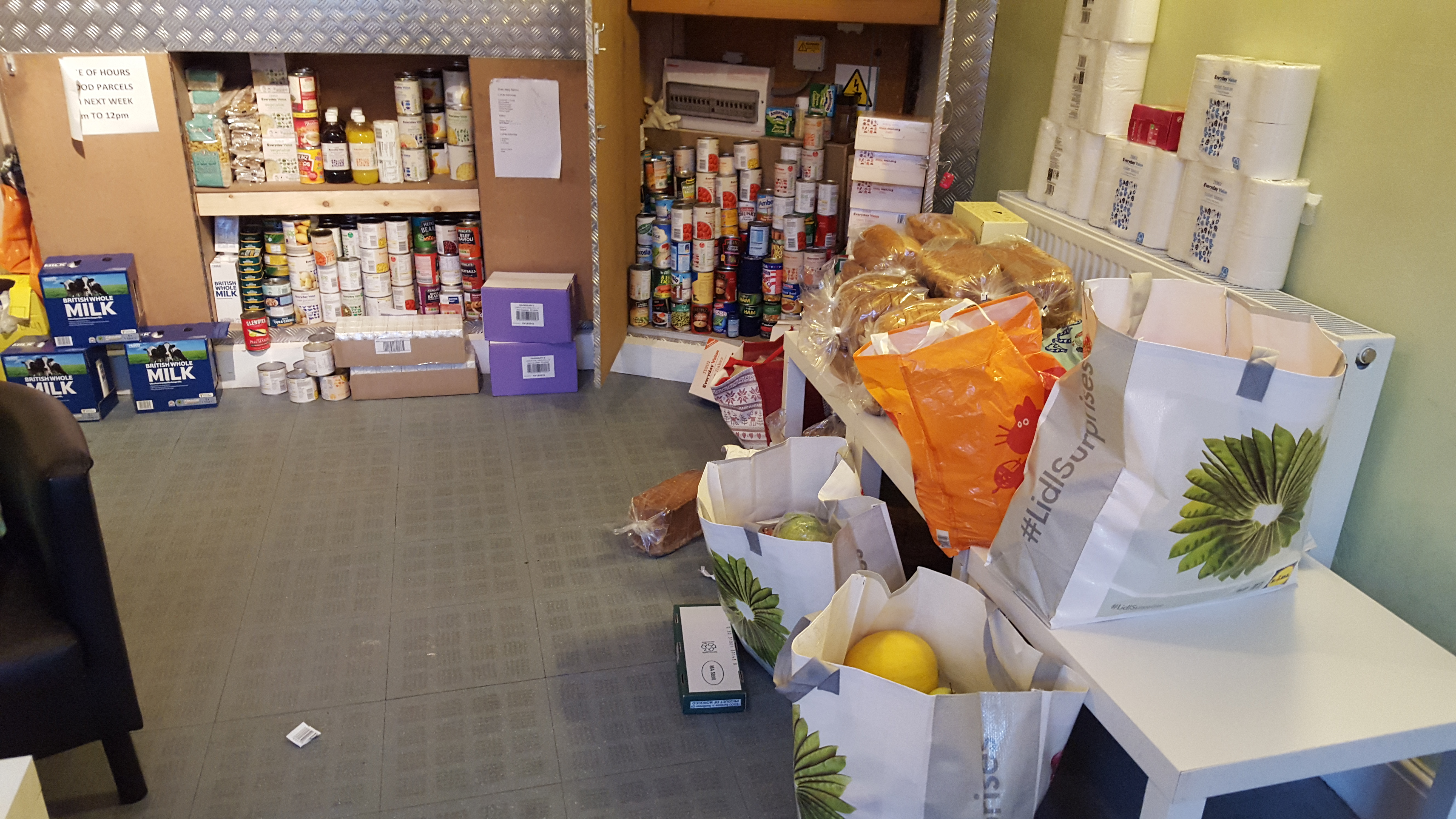Salford Food Parcels